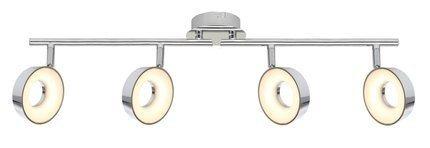 LAMPA ŚCIENNA  CANDELLUX ISLA 94-61720 LISTWA  LED CHROM 3000K