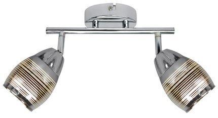 LAMPA ŚCIENNA  CANDELLUX MILTON 92-41265 LISTWA  E14 LED CHROM