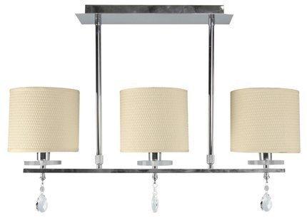 LAMPA SUFITOWA  CANDELLUX ESTERA 33-11510  E14 CHROM