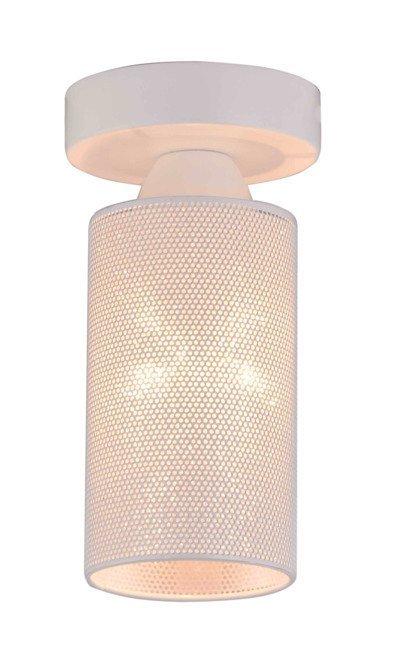 LAMPA SUFITOWA  CANDELLUX INDIRA 31-58614   E14 BIAŁY