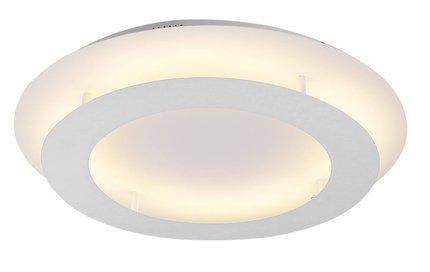 LAMPA SUFITOWA  CANDELLUX MERLE 98-66183 PLAFON  18W LED 3000K BIAŁY