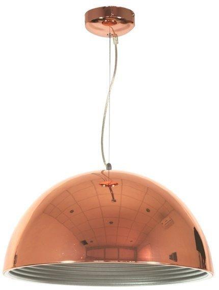 LAMPA SUFITOWA WISZĄCA CANDELLUX AMALFI 31-26385   E27 MIEDZIANY