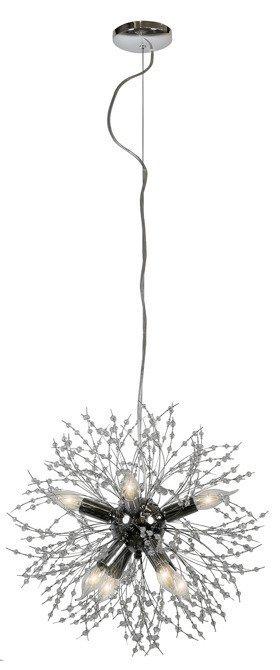 LAMPA SUFITOWA WISZĄCA CANDELLUX CAPELLA 31-69719   E14 CHROM