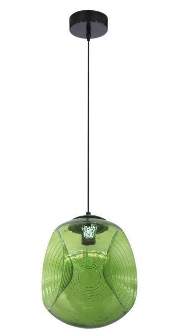 LAMPA SUFITOWA WISZĄCA CANDELLUX CLUB 31-51226  E27 ZIELONY