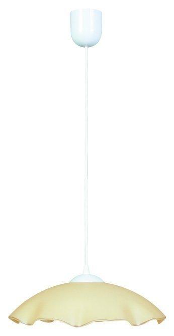 LAMPA SUFITOWA WISZĄCA CANDELLUX DAMA 31-63024    E27 BEŻOWY