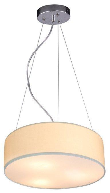 LAMPA SUFITOWA WISZĄCA CANDELLUX KIOTO 31-67739   E27 KREMOWY