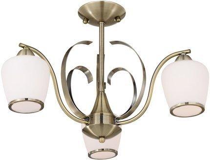 LAMPA SUFITOWA WISZĄCA CANDELLUX OPERA 33-54951  E27 PATYNA