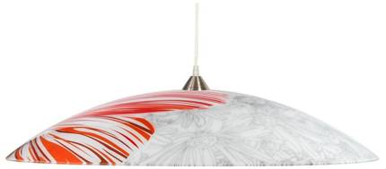 LAMPA SUFITOWA WISZĄCA CANDELLUX SPRING 31-29874   E27 CZERWONY