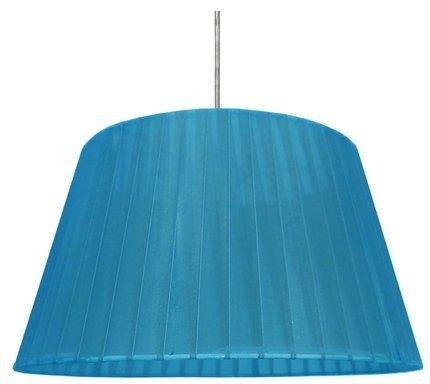 LAMPA SUFITOWA WISZĄCA CANDELLUX TIZIANO 31-27092   E27 NIEBIESKI