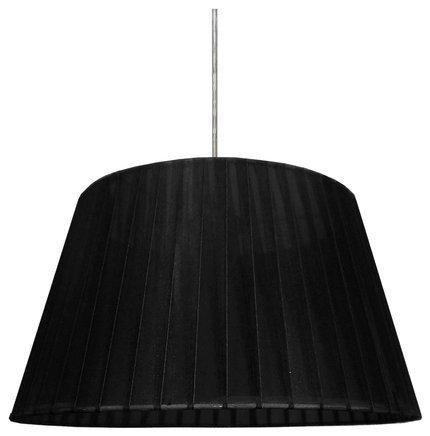 LAMPA SUFITOWA WISZĄCA CANDELLUX TIZIANO 31-27122   E27 CZARNY