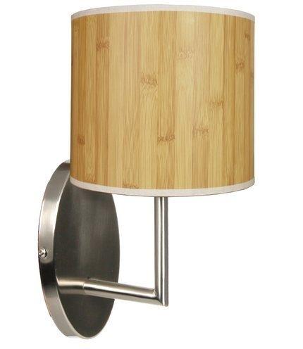 Lampa Ścienna Kinkiet Candellux Timber 21-56729 E14 Sosna