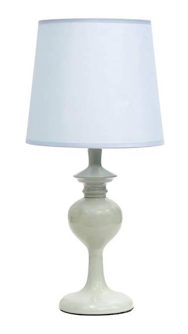 Lampa Stołowa Candellux Berkane 41-11749 E14 Błękitna