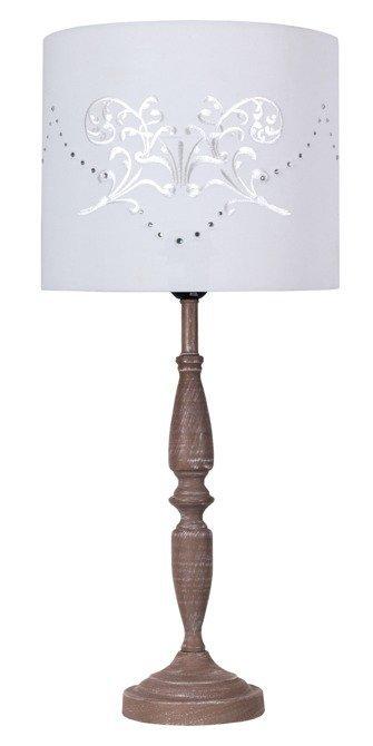 Lampa Stołowa Gabinetowa Candellux Farisa 41-03409 E27