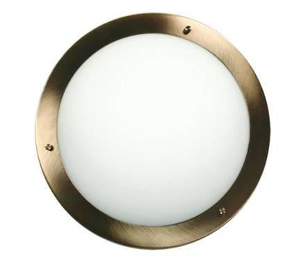 Lampa Sufitowa Candellux Aquila 13-89345 Plafon E27 Patyna Ip44