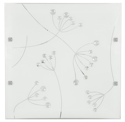 Lampa Sufitowa Candellux Arty 10-61010 Plafon E27 Kryształki