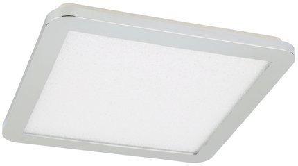 Lampa Sufitowa Candellux Nexit 10-66800 Plafon 24W Led Ip44 Chrom+Granila 3000K