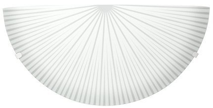 Lampa Sufitowa Candellux Radial 11-76659 Plafon1/2 E27