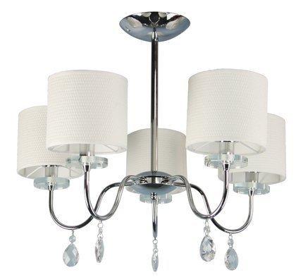 Lampa Sufitowa Wisząca Candellux Estera 35-11671 E14 Chrom