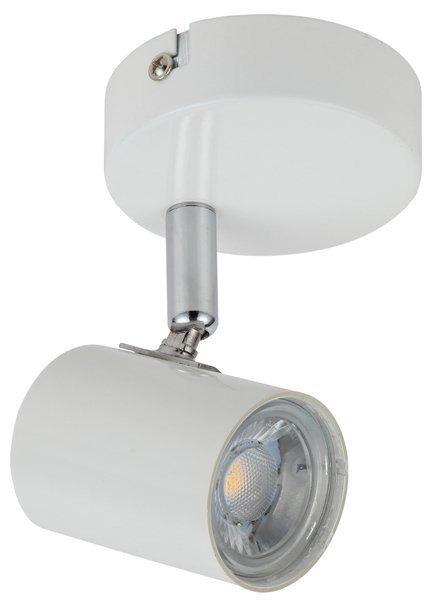 Lampa ścienna kinkiet 1X4W LED biały HALLEY 91-49520