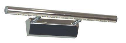 Lampa ścienna kinkiet 5W LED chrom FORTE 20-27016