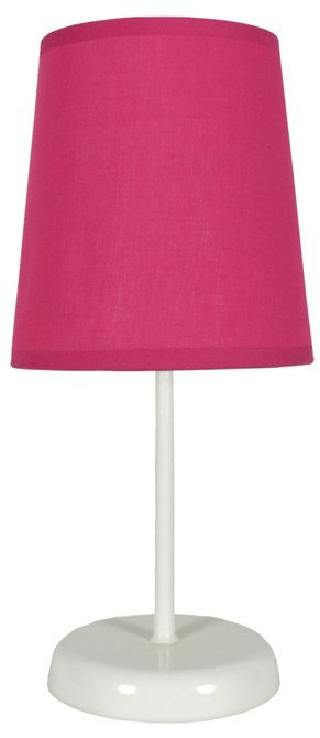Lampka stołowa nocna fuksja 40W E14 Gala 41-98415