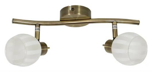 LAMPA ŚCIENNA  CANDELLUX BARS 92-06752 LISTWA  G9 PATYNA