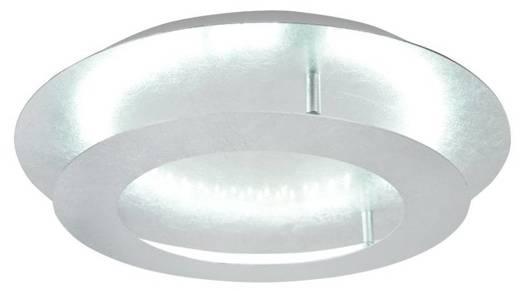 LAMPA SUFITOWA  CANDELLUX MERLE 98-66176 PLAFON  18W LED 3000K SREBRNY