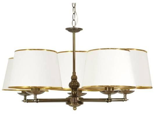 LAMPA SUFITOWA WISZĄCA CANDELLUX GRAND 35-99429  E14 PATYNA