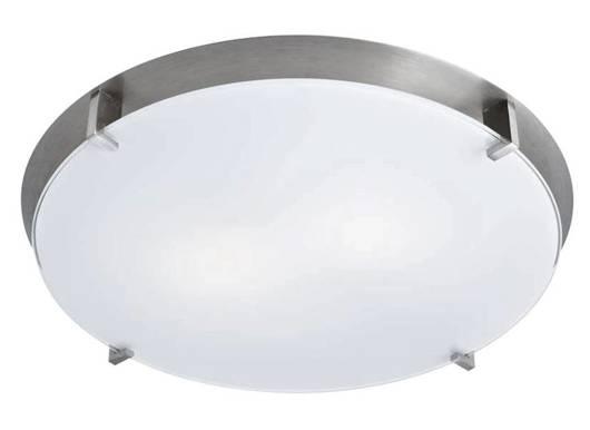 Lampa Sufitowa Candellux Frena 12-05410 Plafon E27 Satyna