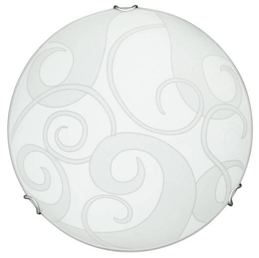 Lampa Sufitowa Candellux Lakonia 13-07530 Plafon Chrom E27