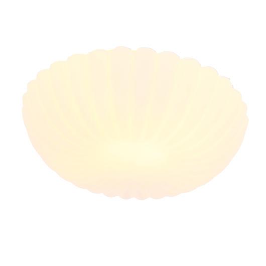 Lampa łazienkowa plafon biały 60W E27 9,5x25cm Alta Candellux 12-12654