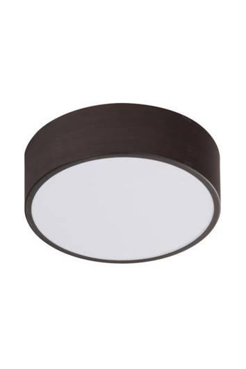 Lampa sufitowa LED zimny 10W 6500K plafon wenge Zigo 10-39545