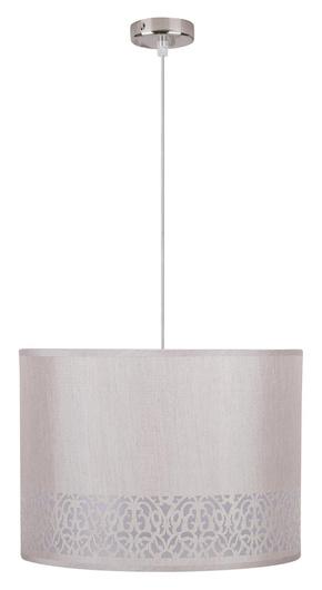 Lampa sufitowa wisząca 1X60W kremowy ARABESCA 31-19526