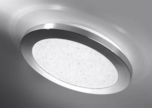 Plafon łazienkowy IP44 lampa LED 12W 3000K granila Pixel Candellux 10-67401