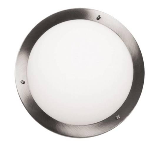 Plafon satyna nikiel lampa do łazienki IP44 40W G9 Aquila Candellux 12-69955